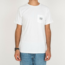 T-SHIRT Homme Obey Obey Typewriter 165371657-WHT - $34.91