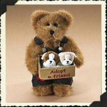 "Boyds Bears ""Edmund"" 8"" Plush Bear - #9175-28 ~NEW -Fall 2007 - Retired - $39.99"