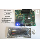 Atari 7800 Refurbished + MODs OS NTSC | PAL Board Exchange Kit ID: #JU40 - $165.00