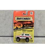 Matchbox Fast Lane Sheriff Chevy Blazer - $24.99