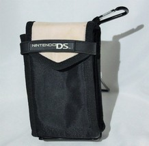 Nintendo DS Lite Soft Carrying Case Bag Accessory W Microfiber Cloth - $9.74