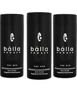 Balla Powder 3pk Talc For Men Fragrance Free 3.53 oz 100 g Health and Be... - $62.73