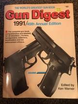 Gun Digest, 1991 (1990, Paperback) - $10.84