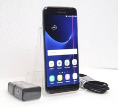 Samsung Galaxy S7 Edge | 32GB (GSM UNLOCKED) Smartphone | SM-G935W8 - Black