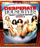 DESPERATE HOUSEWIVES SEASON 3 DIRTY LAUNDRY ORIGINAL PICTURE BOXED COMPLETE - $6.99