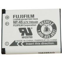 Fujifilm 16437322 NP45S Li-Ion Rechargeable Battery - $59.08