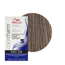 Wella Color Charm Permanent Liquid Haircolor Light Brown Intense Ash 5AA... - $14.95+