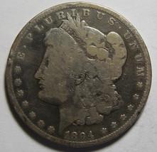 1894 MORGAN SILVER DOLLAR COIN Lot# MZ 4006