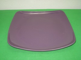 "Tabletops Unlimited Purple Melamine 11"" Square ... - $7.87"