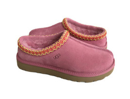 UGG WOMEN TASMAN WILDBERRY SHEARLING LINED MOCCASIN SHOE US 7 / EU 38 / ... - $111.27