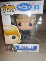 NEW FUNKO POP TELEVISION Disney Frozen # 83 Kristoff vinyl figure Easter... - $8.90
