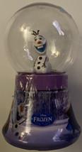 New Disney Frozen Bubble Bath Glitter Globe Olaf Sealed Amazing - $20.03