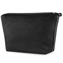 FOREGOER Large Makeup Bag Clutch Pouch Cosmetic Toiletry Bag for Men Womens