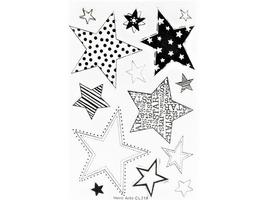 Hero Arts Galaxy of Stars Clear Cling Stamp Set #CL318 - $11.99