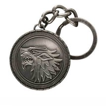 Stark Shield Keychain from Game Of Thrones XT0034 - $19.07