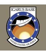 Stargate Universe TV Series ICARUS Base Logo T-Shirt NEW UNWORN - $14.50