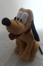 Disney Parks 80TH Anniversary Pluto Plush Exclusive Limited Edition of 2400 - $40.55