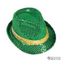 St. Patrick¡¯s Day Sequin Fedora  - $11.49