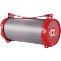 Supersonic IQ-5244BT-RD 4-Inch HiFi Bluetooth Speaker (Red) - $69.37 CAD