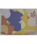 Empty Decorative Makeup Birchbox Box June 2017, Face the Day Theme - $1.95