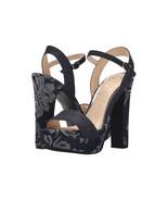 Jessica Simpson Blaney Platform High Heel Sandals, Size 8.5 Indigo JS-Bl... - $71.96