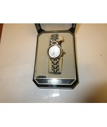 Seiko Women's Silver Stainless-Steel Japanese Quartz Fashion Watch ,Old/... - $395.00