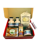 Vermont Maple Sampler - Deluxe Gift Box Filled with Syrup and Maple Prod... - $49.95