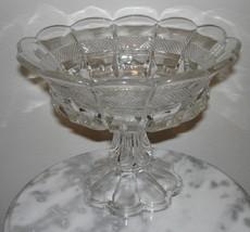 "U. S. Glass ""Virginia"" open Compote, ca 1901 - $102.85"
