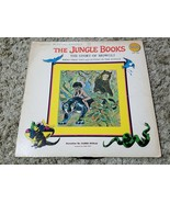 The Jungle Books Record The Story of Mowgli Gplden Records LP-216 - $17.70