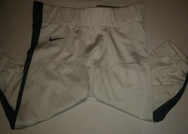 mens football pants white/navy large destoyer - $35.99
