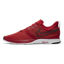 Men's Nike Zoom Strike Shoes Gym Red Anthracite AJ0189 600 - $45.98