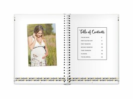 Pearhead My Pregnancy Journal Pregnancy Book Capture Every Precious Moment - $15.00