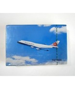 Sealed Deck of China Airlines 747 Airplane Playing Cards-Travel Horoscop... - $8.50