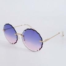 CHLOE ROSIE CE142S 861 Gold/Violet Fuchsia Women's Sunglasses 60mm NEW A... - $189.34