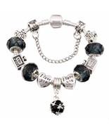 D charm bracelets for women with nice murano beads original pandora bracelet for women thumbtall