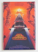 The Road Warrior FRIDGE MAGNET (2 x 3 inches) m... - $4.95
