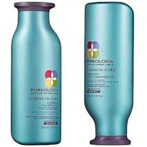 Pureology Strength Cure Shampoo and Conditioner Duo 8.5oz SPECIAL!!! - $49.99