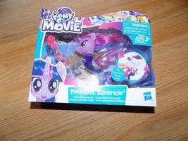 My Little Pony The Movie Twilight Sparkle Flip & Flow Seapony Action Fig... - $16.00