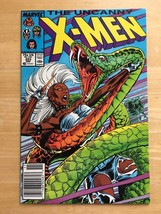 Uncanny X-Men 223 NM Condition 1987 Marvel Comic Book Storm Cover - $2.99