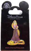 Disney Rapunzel Princess Trading Pin Theme Parks New Carded - $19.95
