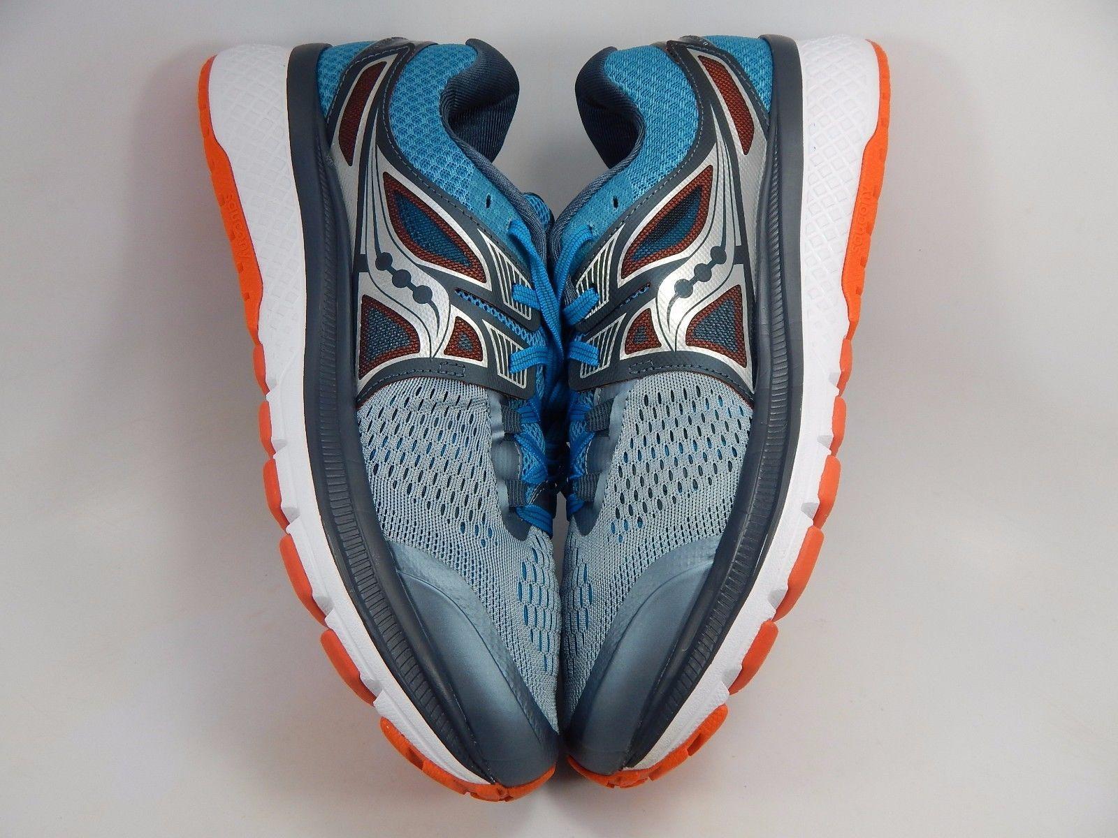 Saucony Triumph ISO 3 Men's Running Shoes Sz US 11.5 M (D) EU 46 Blue S20346-2