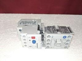Allen Bradley 100-C16*10 SER B Contactor with 193-EEDB Overload Relay  - $66.83