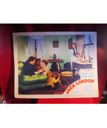 JACK LONDON ORIGINAL 11X14 LOBBY CARD - MICHAEL O'SHEA 1943 film - $22.54
