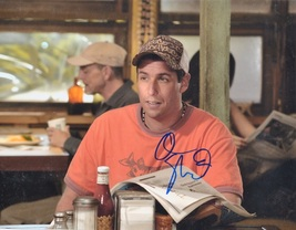 ADAM SANDLER SIGNED Photo  - The Wedding Singer , Big Daddy , Mr. Deeds,... - $125.00