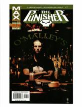 Punisher #7 2004 Series Parental Advisory Explicit Content - MAX Comics - $3.98