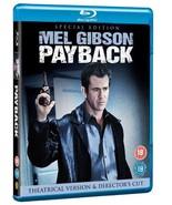Payback [Blu-ray] [1999] [Region Free] - $14.98