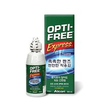 OPTI-FREE EXPRESS Everyday Comfort 3.5oz Advanced Cleaning&Disinfection ... - $9.88