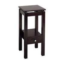 Winsome Wood 92714 Linea Accent Table, Espresso - $95.69
