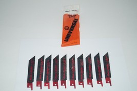 Black & Decket Sabre Saw Blades 40118-4'' (10 Pack) - $14.82