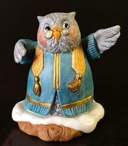 Fitz Floyd Parson Figurine Holiday Hamlet FREE SHIP - $17.95